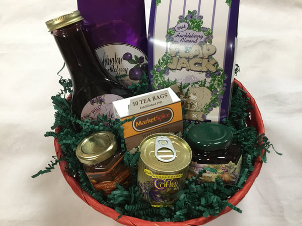 Gift Basket - A Tiny Northwest Breakfast