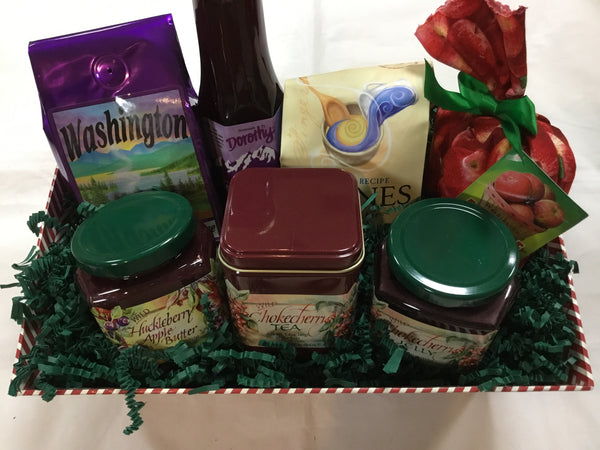 Gift Basket - A Northwest Breakfast