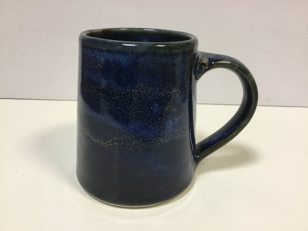 Mug - Midnight Blue - 20 oz Clay