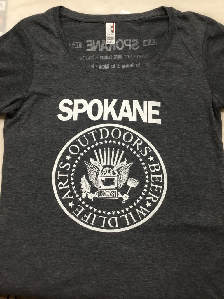 T-Shirt - Spokane Tour - Womens'