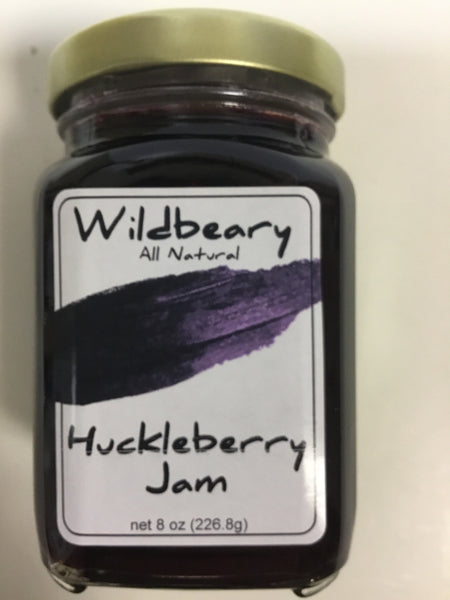 Jam - Wildbeary Huckleberry - 8 oz