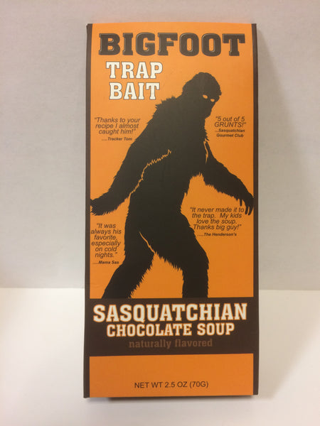 Bigfoot Trap Bait Chocolate Soup 2.5 oz
