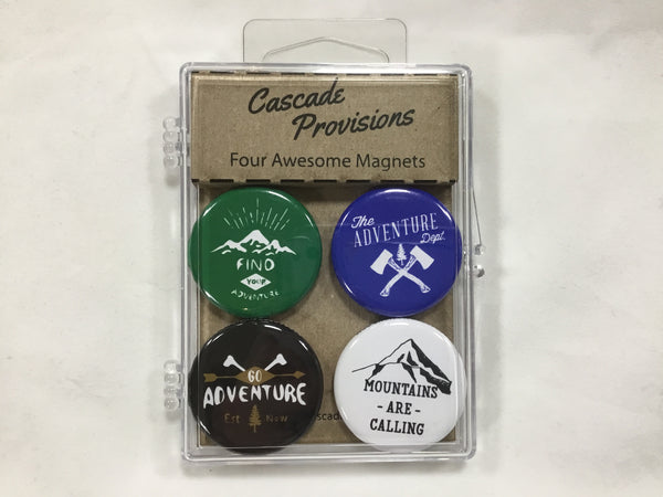 Magnets - Adventure Pack
