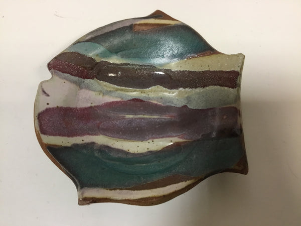 Clay Soap Dish -