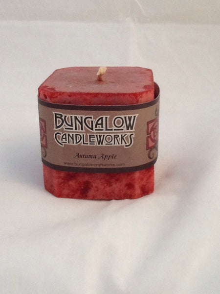 Candle - Mulled Cranberry - Chamfered 3