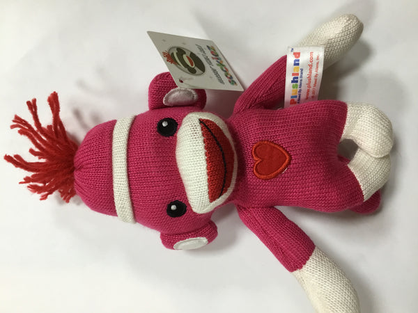 colors of love sock monkey-pink-6