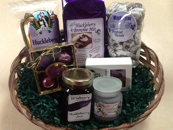 Gift Basket - Huckleberry Delight