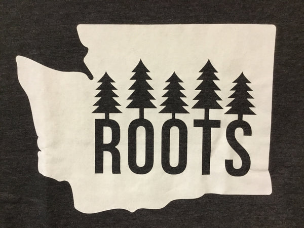 T-Shirt - Roots in Washington State