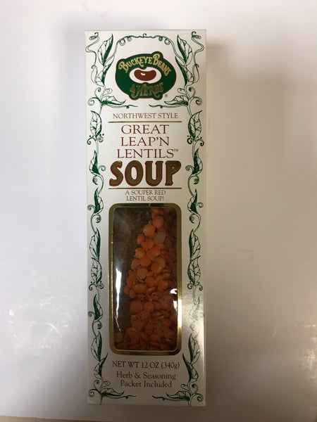 Great Leap'n Lentils Soup 12 oz