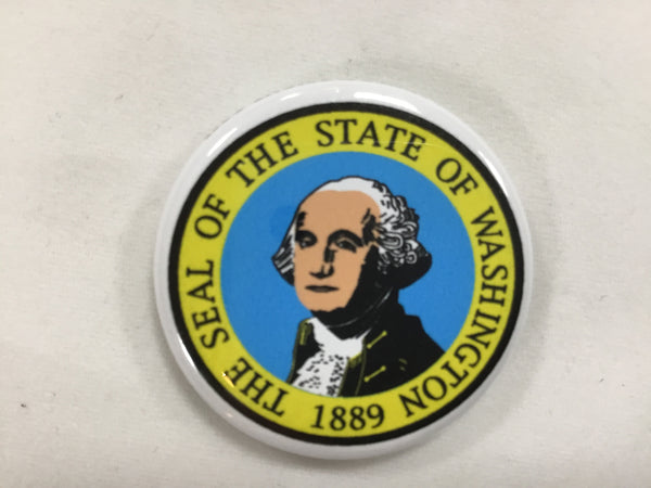 Magnets - WA State Seal