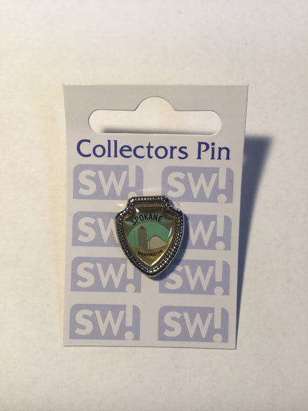 Collectors Pin - Spokane Washington