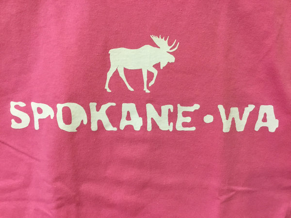 T-Shirt - Spokane WA Moose - Youth