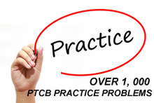 Online PTCB Practice Problems - 1,000+ Question Pool