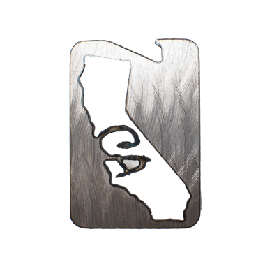 California Bottle Opener