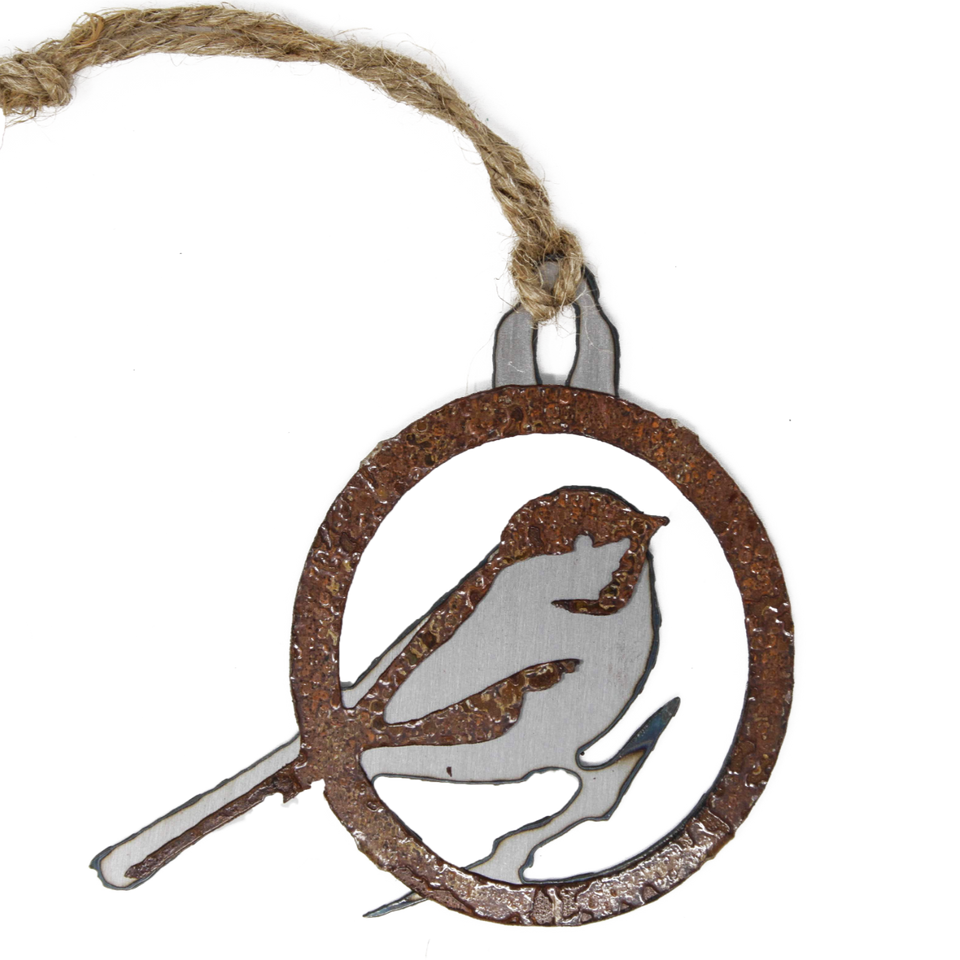 Rusted Chickadee