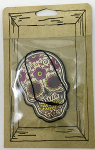 Color Flower Sugar Skull