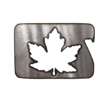 Maple Leaf Bottle Opener