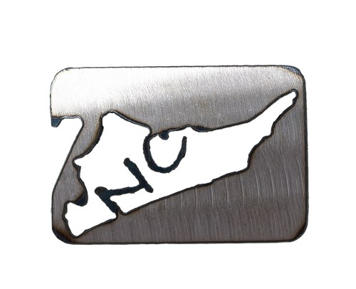 North Carolina Bottle Opener