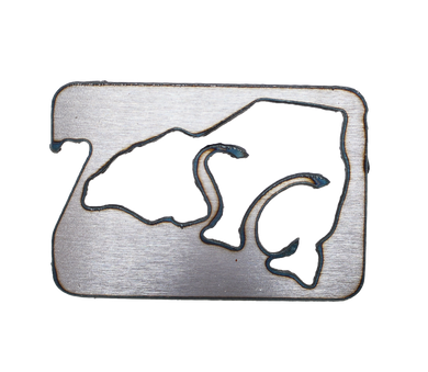 South Carolina Bottle Opener