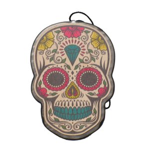 Color Diamond Sugar Skull