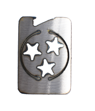 Triple Star Bottle Opener