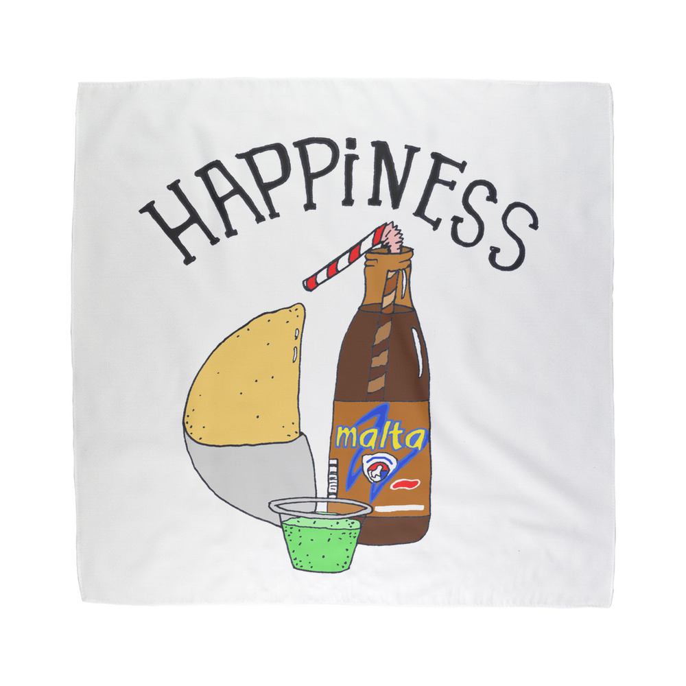 (Happiness Empanada) Bandana - Good Vibes Venezuela