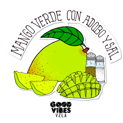 Stickers (Mango Verde)