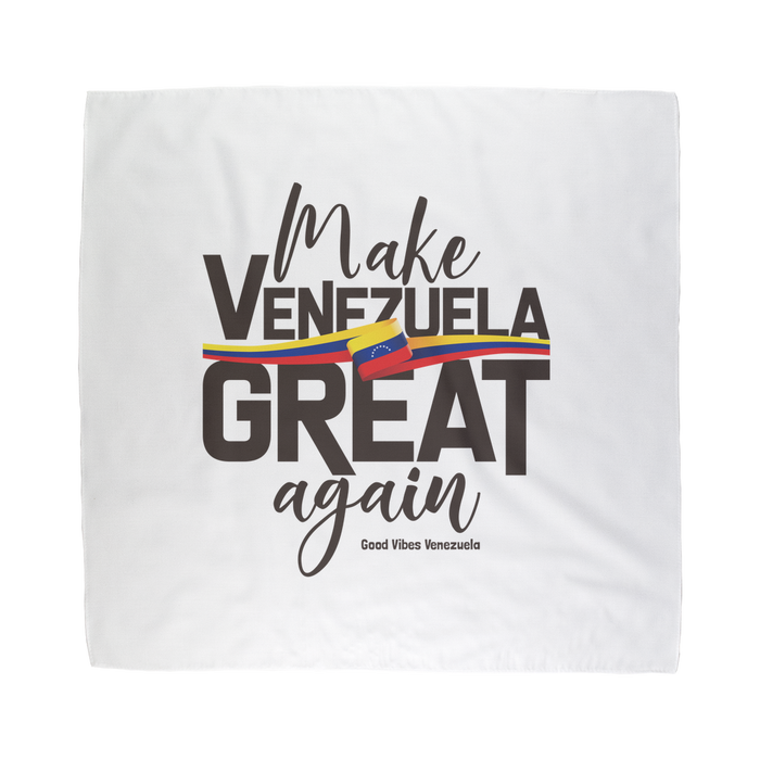 (Make Venezuela Great Again) Bandana