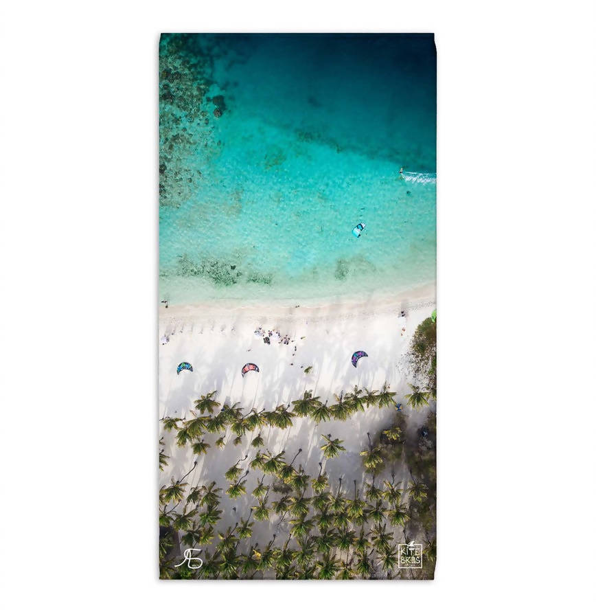 Beach Towel - Cayo Sombrero
