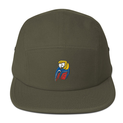 Macawii Five Panel Cap - Good Vibes Venezuela