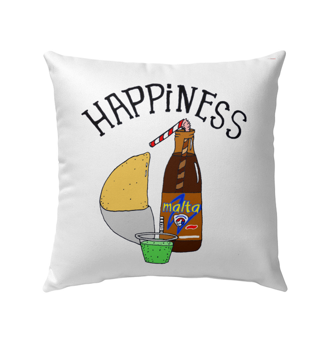 (Happiness Empanada) Cojin - Good Vibes Venezuela