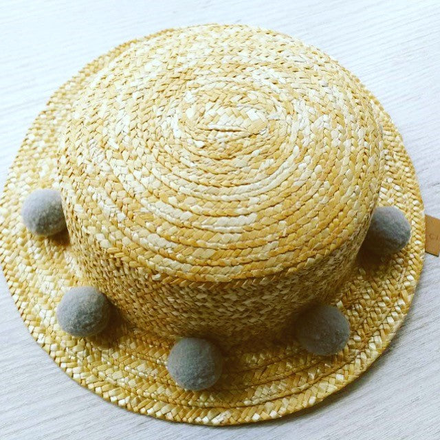 Indie Straw Hat
