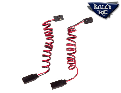 "18"" Extension Cable (pair) - Killer RC"