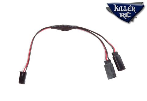 2-Way Splitter Cable - Killer RC