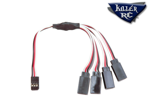 4-Way Splitter Cable - Killer RC