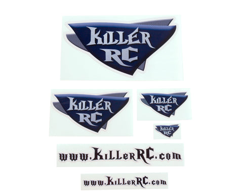 KRC Decal Kit - Killer RC
