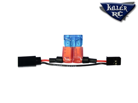 Inline Fuse Holder - Killer RC