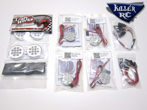 Losi 5IVE LED Headlight Kit - Killer RC
