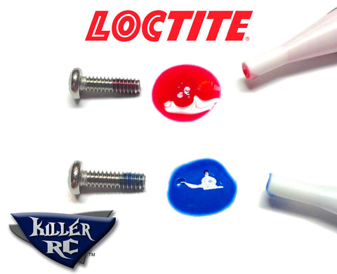 Loctite Threadlocker Twin Pack