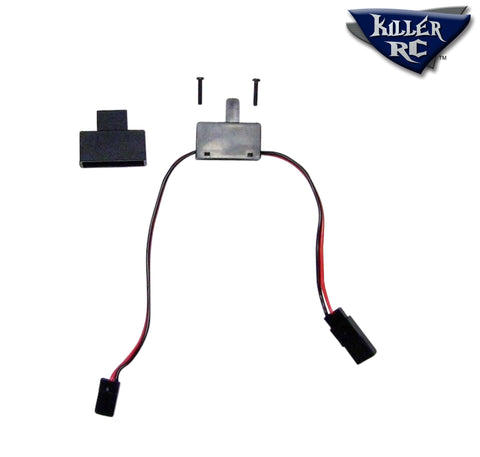 Power Switch and Cap - Killer RC