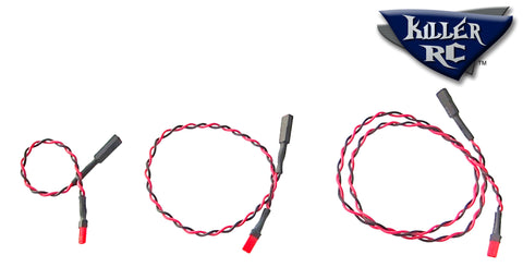 Super Bee Ignition Cable Extension Pack - Killer RC