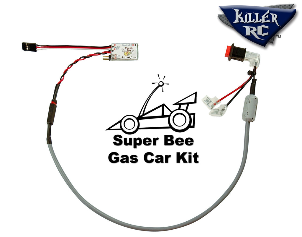 Rc Ignition Kill Switch Wiring Free Diagram For You Battery Super Bee Car Kit Killer Rh Killerrc Com