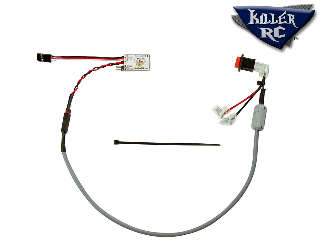 Stupendous Super Bee Kill Switch Car Kit Killer Rc Wiring Cloud Hisonuggs Outletorg