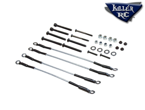 Killer Kable Baja Suspension Cables