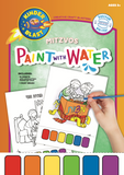 Paint with Water Book Mitzvos