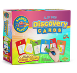 Discovery Cards-Alef Beis
