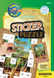 Sticker Puzzle Sukkos