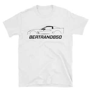 Bertrand850 Corvette ZR1 (White)