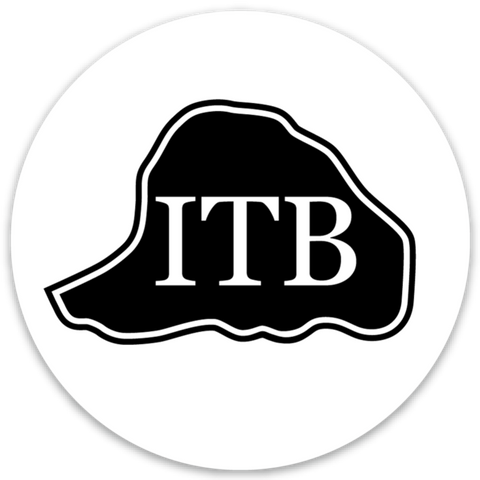 ITB Circle Sticker