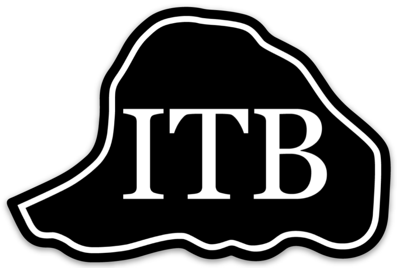 ITB Die Cut Sticker